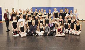 2015 Ballet Scholarship