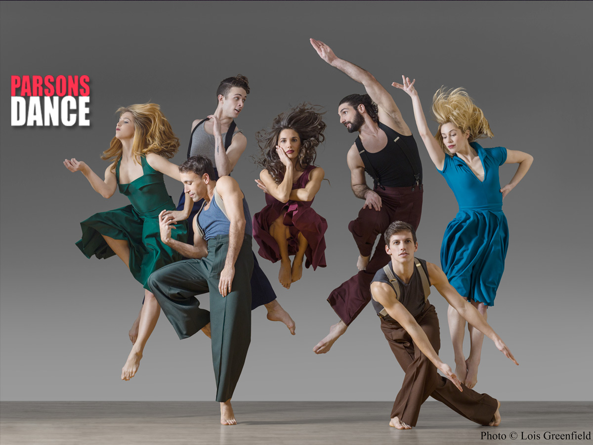 Parsons Dance at the Colorado Springs Dance Theatre
