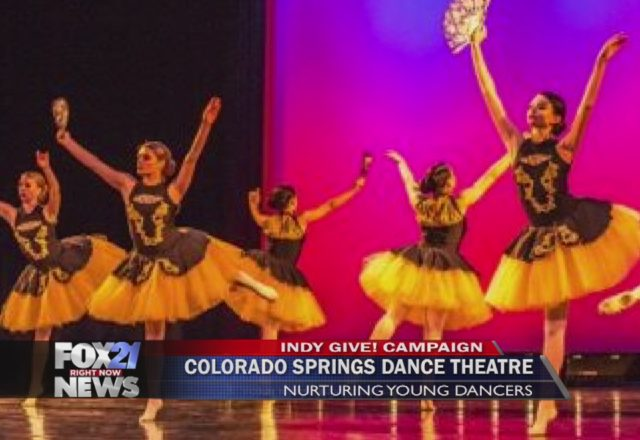 Give!: Colorado Springs Dance Theatre
