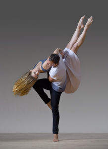 Parsons Dance Group by Lois Greenfield
