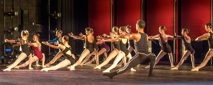 2018 Ballet Class