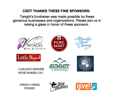 Colorado Springs Wine Festival logos