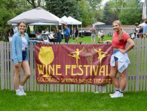 ance Theatre Wine Festival