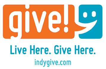Live Here. give Here. Indygive