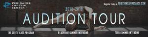 2018-19 Audition Tour Banner