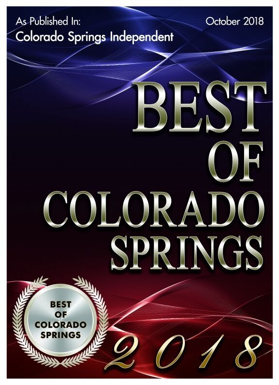 The Independent - Best of Colorado Springs 2018