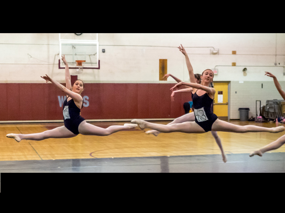 The Esther Geoffrey Ballet and Jazz Scholarships and master classes