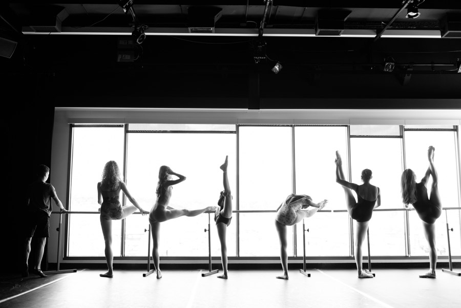 Colorado Springs Dance Theatre - dancers