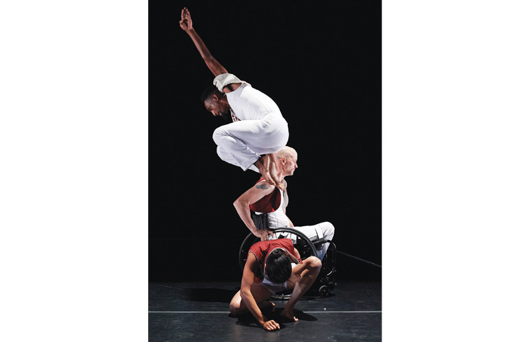 Axis Dance company Radical Impact-David De Silva